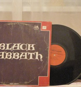 Виниловая пластинка Black Sabbath