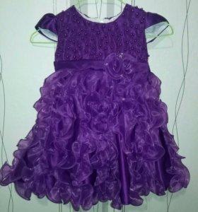 Платье 86 рост