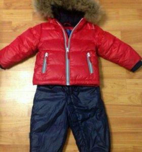 Зима  комплект для маличика