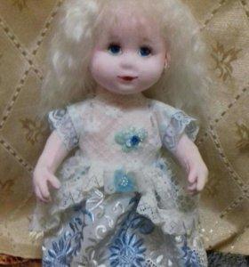 Маленькие ангелочки. Авторские текстильные куколки