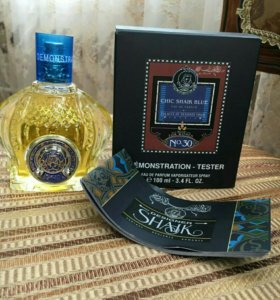 "Shaik""Chic Shaik Blue N°30"",100ml. (тестер)"