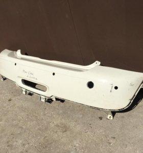 Бампер задний Mini One R57 c 2011г.