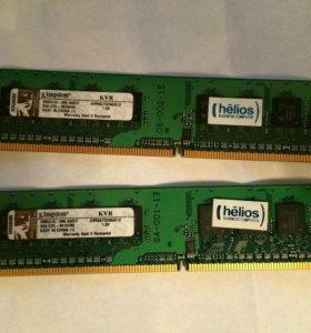 Оперативная память Kingston DDR 2 / 512