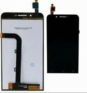 Дисплей для телефона ASUS Zt500tg