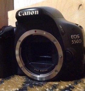 Canon 550 body