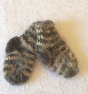 Носки детские вязаные 👍🏻