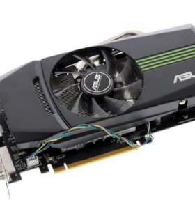 Видеокарта ASUS GeForce GTX 560 Ti