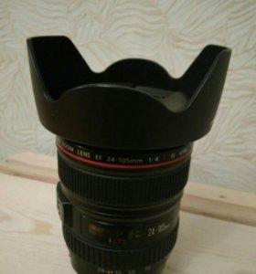 Срочно!! Продаю объектив Canon