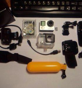 Экшн-камера GoPro HERO4 Silver