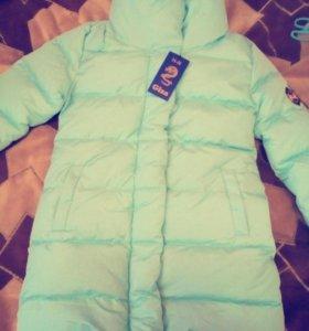 Новая куртка р 46-48