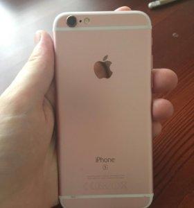 Продам  Айфон 6S Rose Gold
