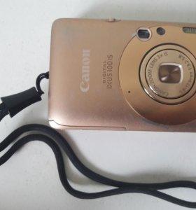 Фотоаппарат Canon Ixus100