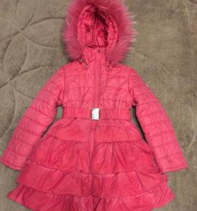 Куртка для девочки, зима