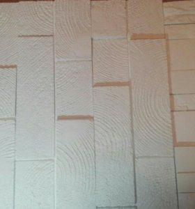 Декоративный камень более 12 видов 3д панели