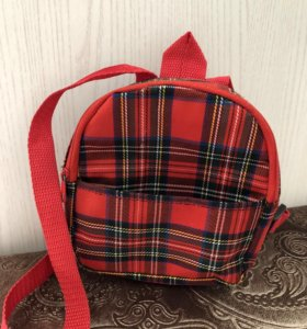 Рюкзак-мини