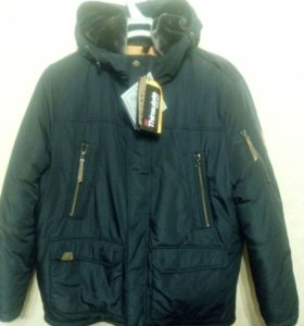 Куртка зимняя 58 размер