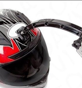 GoPro Sjcam Xiaomi yi - крепление на шлем новое