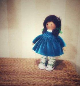 Интерьерные куклы ручной работы + подарочный пакет