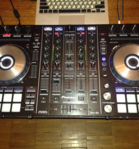 Pioneer DDJ sx / macbook air