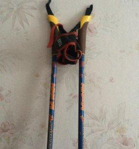 Лыжные палки УХКА