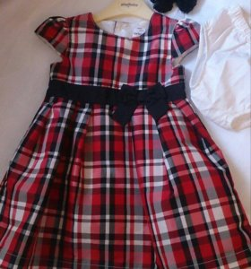 Платье+повязка+трусики