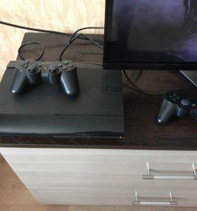 PS3 Игровая консоль