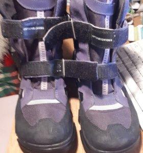 Ботинки Ecco р-р 39