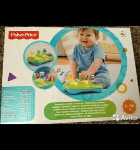 Игрушка Fisher price веселое рождение