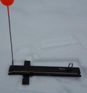 Жерлицы (флажки для рыбалки на льду)