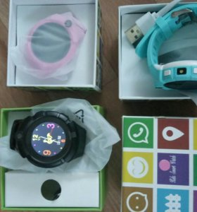 Детские GPS часы Q610