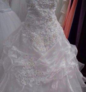 Свадебное платье р50-56
