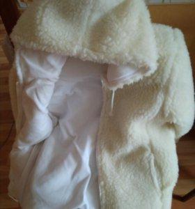 Куртка с капюшеном