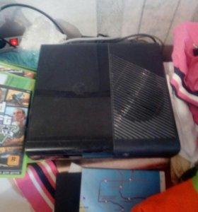Xbox360 и 32 игр и 14 на дисках