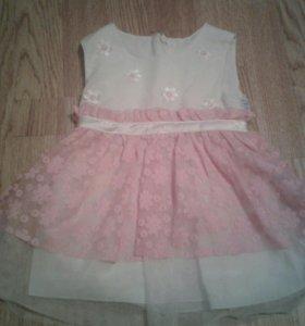 Платье 68размера