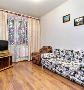 Квартира, 1 комната, 40.2 м²