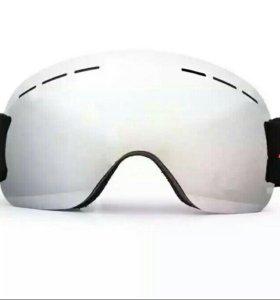 Лыжные очки сноубордические очки
