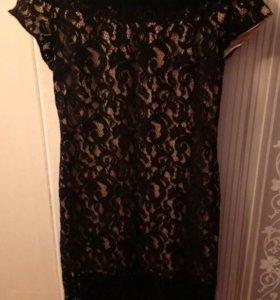 Продам платье 50-52р. Одевали 1раз