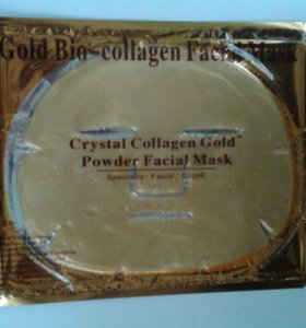 GOLD BIO-COLLAGE FACIAL MASK