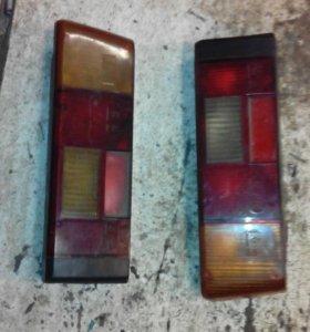 Задние фонари на таврию 3-х дверка