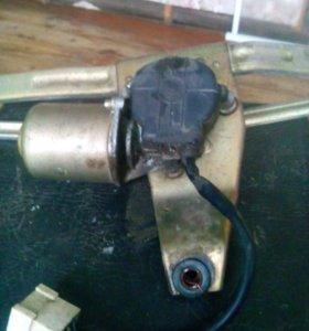 Двигатель стеклоочистителя ваз 21099