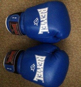 Боксерские перчатки REYVEL 12OZ