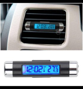 Термометр в салон автомобиля. 261217