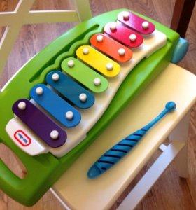 Ксилофон детский little tikes