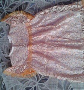 Платье ясельное