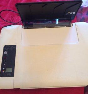 Принтер HP Deskjet 3 в 1