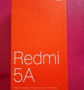 Новый смартфон Xiaomi Redmi 5A 16гб 2гб