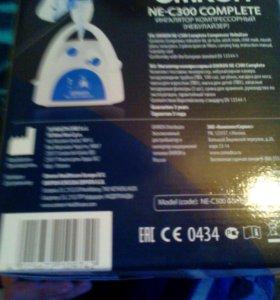 Ингалятор компрессорный(небулайзер)OMRON NE-C300