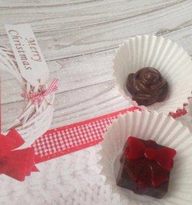 Шоколадные конфеты... мыло!!!