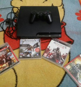 Sony PlayStation 3 (500 gb)