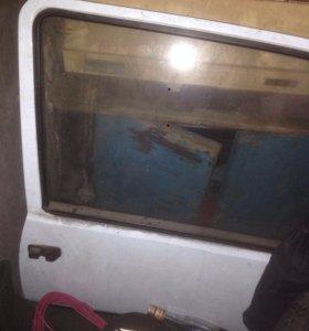 Дверь и седенье на оку